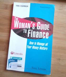 The Woman's Guide To Finance