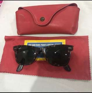 Rayban Special edition sunglasses
