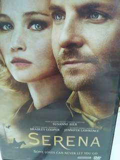 Serena movie DVD
