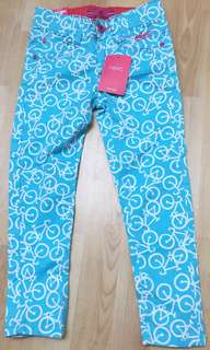 Next Long Pants / Trousers (Light Blue)