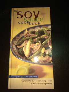 Soy sauce cook book