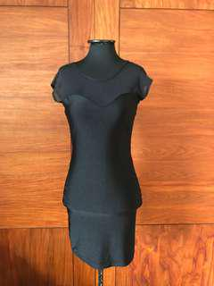 American Apparel /  Mini Mesh Dress