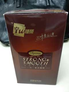 Tsit Wing Strong & Smooth Coffee