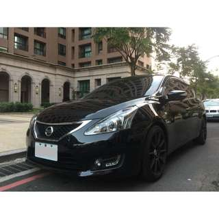 <小馬愛車>  2010 Nissan Tiida 1.8 黑