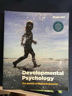 Developmental Psychology Frank Keil