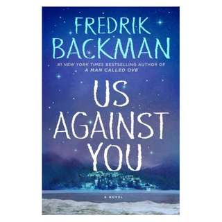 (EBOOK) Us Against You (Beartown, #2) - Fredrik Backman