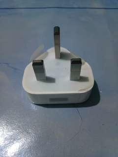 Apple 3 pin- 5w USB Power Adapter