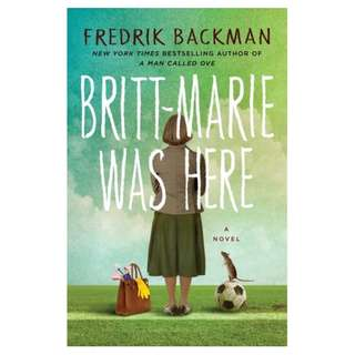 (EBOOK)  Britt-Marie Was Here by Fredrik Backman