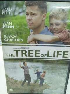 The tree of life movie DVD