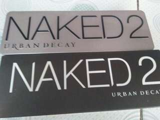 EYESHADOW NAKED 2 REAL PICTURE