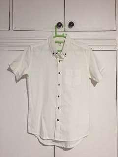Cliff White Short-sleeve Shirt