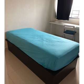 Near MRT..Nice & clean Common bedroom for Rent (Woodllands)