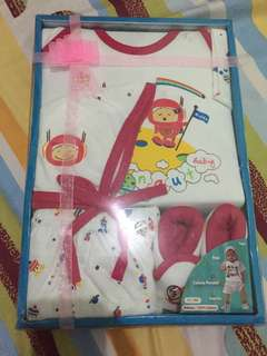 FREEONG - Girl kiddy set