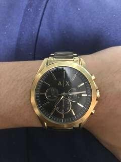 Authentic Armani Exchange Watch. Complete w box