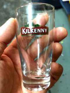 Kilkenny Small Glass Mug Collectible