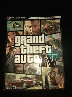 Grand Theft Auto 4 book