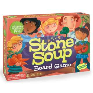 Stone Soup (Peaceable Kingdom)
