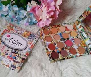 EYESHADOW PALETTE THE BALM KISS