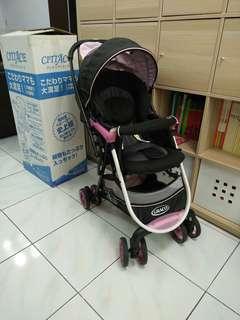 Garco City Ace 雙向嬰兒推車