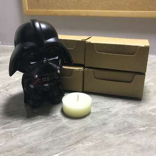 🚚 Beeswax tealight candle