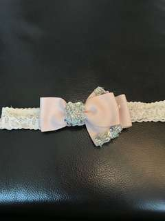 Party headband for baby girl