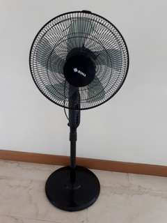 Stand fan and table fan only for $50