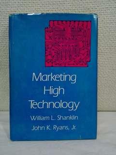 Marketing High Technology, William Shanklin