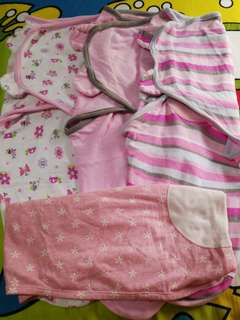 Baby Swaddles (4 pieces)