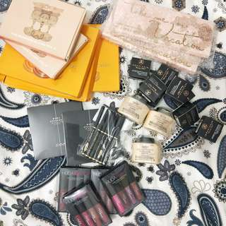 Clearing All Make ups