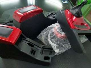 ARM REST &  CONSOLE BOX - WIRA