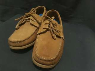 Brown Boat Shoes (American Eagle Brand - Marikina)