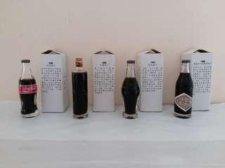 迷你樽裝可樂(美國製造)1套4款