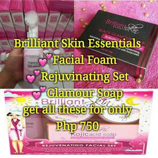 Brilliant Skin Essentials Combo Pack
