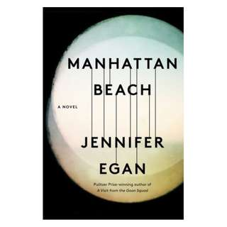 (EBOOK) Manhattan Beach by Jennifer Egan