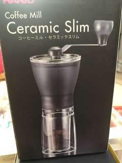 Coffee mill Ceremic slim