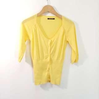【日本品牌】NICE CLAUP五分袖針織外套