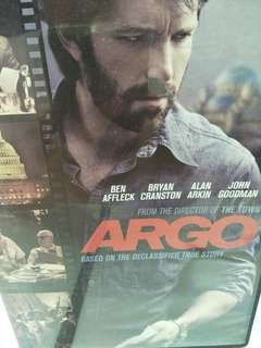 Argo movie DVD