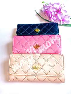 Woman Embroided Wallet