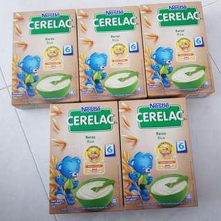 🚚 Nestle Cerelac Rice