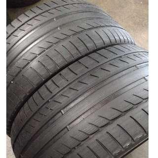 Tayar 255/40x17 Michelin