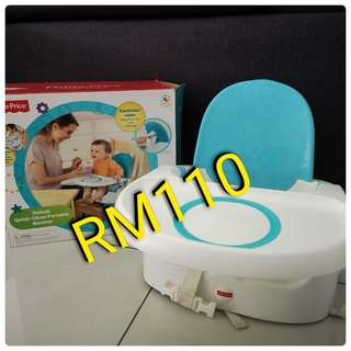Fisher Price - Quick & Clean go Booster