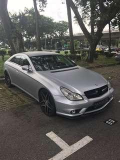 Mercedes-Benz CLS350 Auto