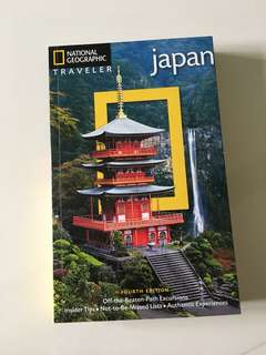 National Geographic Traveller: Japan