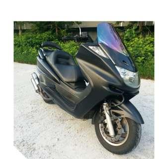 Great Condition Yamaha Majesty 250cc