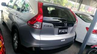 Honda Crv 2.0 (A) New Facelift