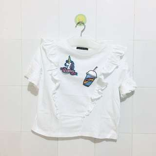 Unicorn tee recommended!