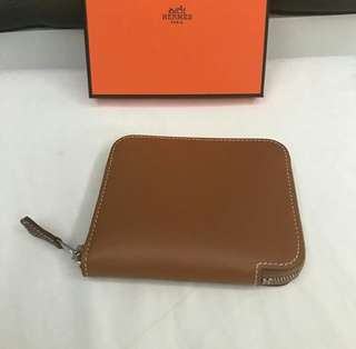 Bnew Hermes Silk in Compact