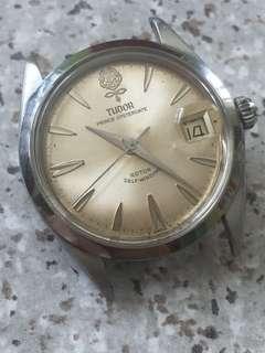 Tudor大花 7966 (1963年錶)