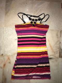 Women's Halter Beach Dress
