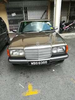 Mercedes Benz 230E (Kereta Mercedes Benz)